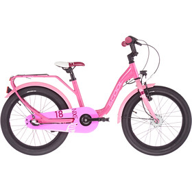 s'cool niXe alloy street 18 3-S Enfant, pink/lightpink